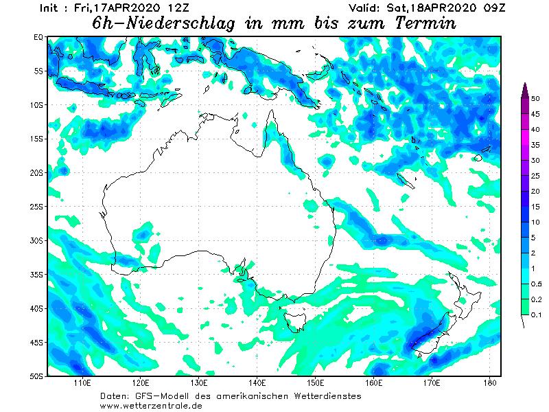Awn Weatherwall Rainfall